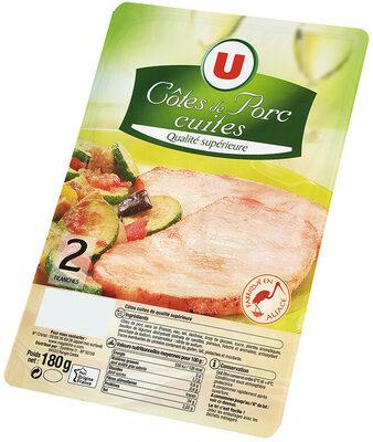 Côte de Porc Cuites - Product