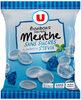 Bonbons menthe sans sucres aux extraits de stévia - Product