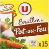 Bouillon pot au feu - Produit