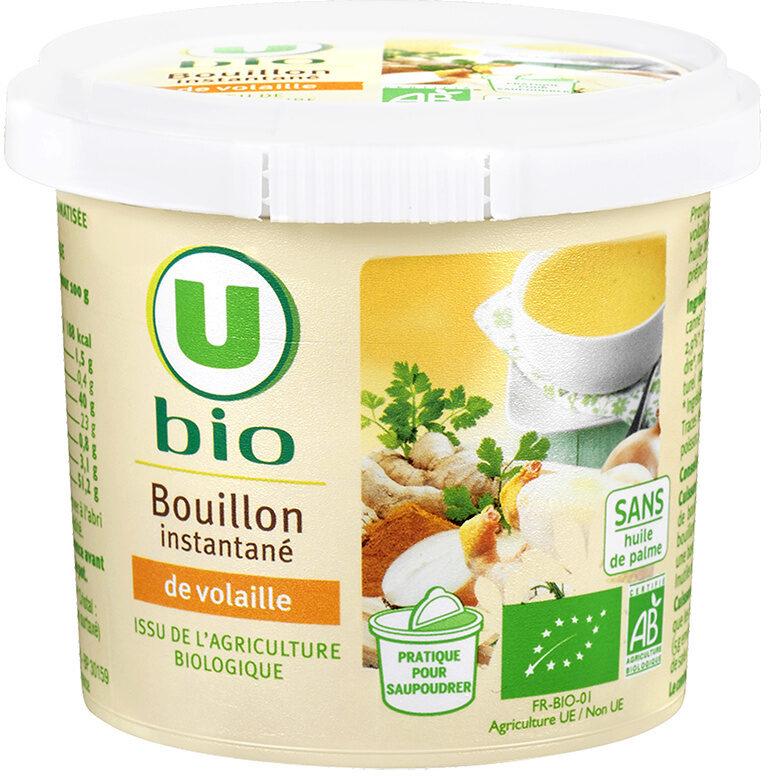 Bouillon instantané volaille - Produit