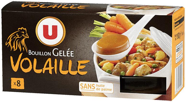 Bouillon gelée Volaille - Produit