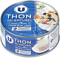 Thon au naturel - Product - fr