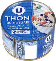 Thon entier listao naturel pêche ligne - Product - fr