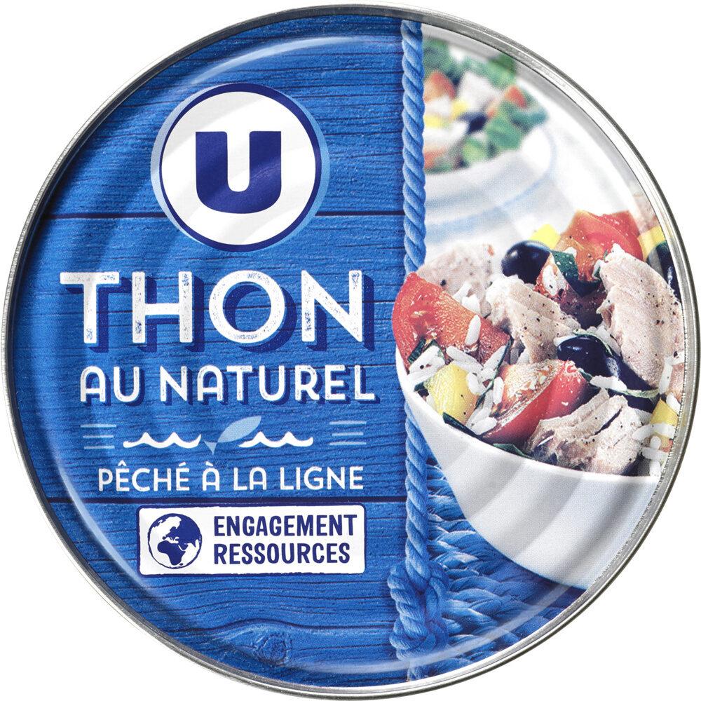 Thon entier listao naturel pêche ligne - Prodotto - fr