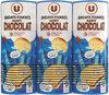 Goûters ronds fourrés goût chocolat - Product