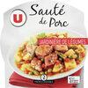 Sauté de Porc et Jardinière de Légumes - Produit