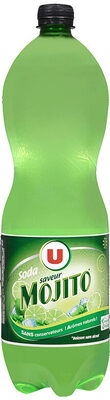 Soda saveur Mojito - Produit