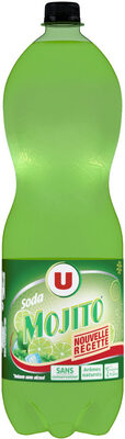 Soda saveur Mojito - Produit - fr