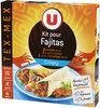 Fajitas crispy kit - Produit
