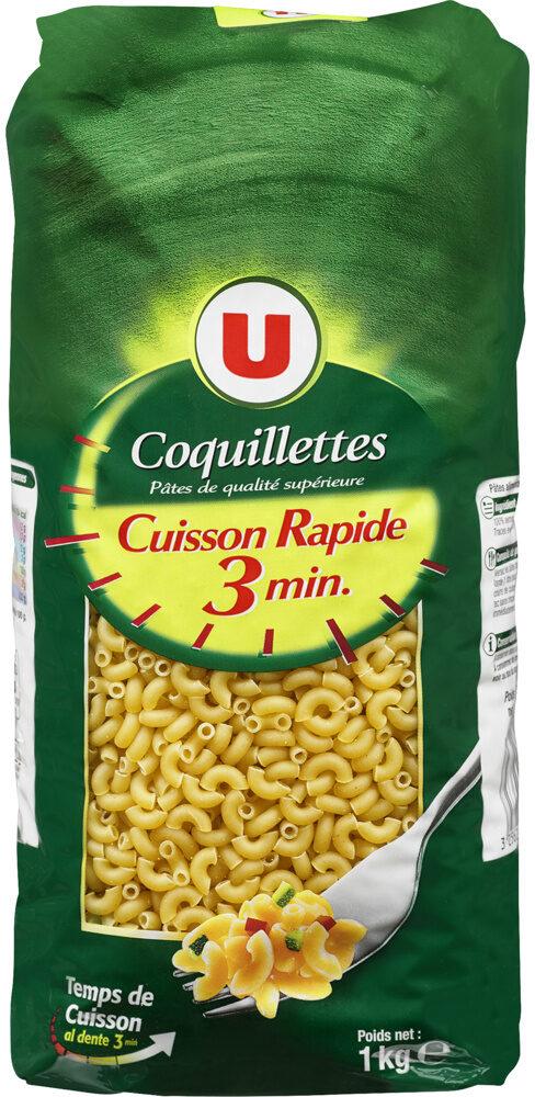 Coquillette cuisson rapide - Produit - fr