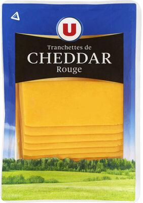 Cheddar au lait pasteurisé, fromage à pâte pressée non cuite 70%de MG - Product - fr