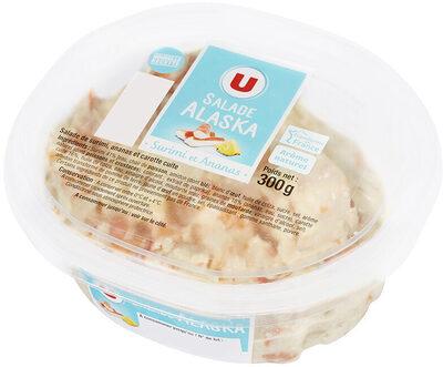 Salade Alaska - Product - fr