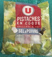 Pistache coque Sel & Poivre - Product - fr