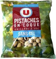 Pistache sans sel - Product - fr