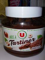 Pâte à tartiner sans huile de palme - Produit - fr