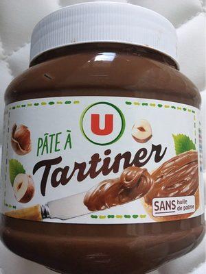 Pâte à tartiner sans huile de palme - Producto