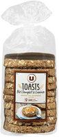Toast gourmand complet et graines - Produit - fr