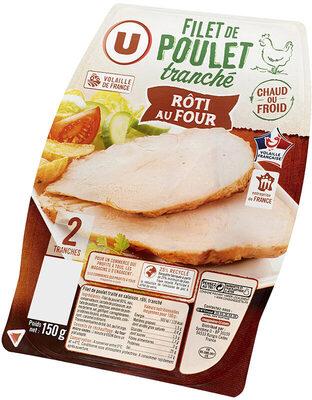 Filet de poulet rôti au four - Produit