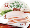 Filet de poulet cuit au four - Product