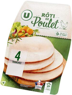 Rôti poulet tranchés - Product