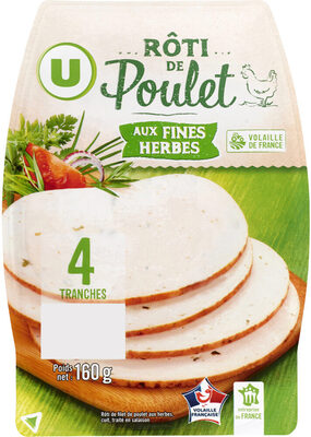 Rôti poulet fines herbes - Product - fr