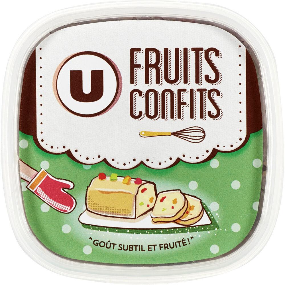 Fruits confits - Product - fr