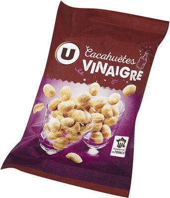 Cacahuètes grillées sel et vinaigre - Product