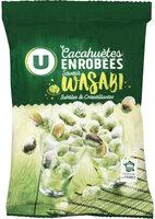 Cacahuètes enrobées saveur wasabi - Product - fr