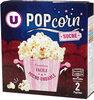 Popcorn sucré micro ondable en gobelet - Product