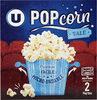 Popcorn salé micro ondable en gobelet - Produto