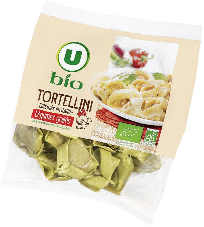 Tortellini aux légumes grillés - Product