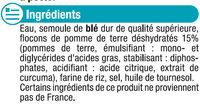Gnocchi à poêler - Ingrédients - fr