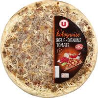 Pizza bolognaise au boeuf - Product - fr