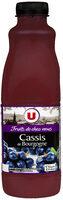 """Jus de cassis de Bourgogne """"fruits de chez nous"""" - Product"""