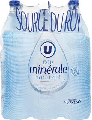 Eau minérale naturelle Source du Roy - Produit - fr