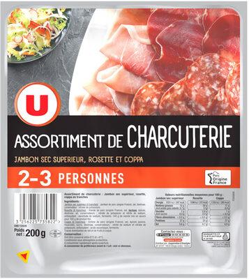 Charcuterie - Produit - fr