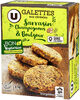 Galettes sarrasin champignon & boulgour - Product