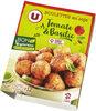 Boulettes au soja, tomate et basilic, - Produit