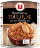 Saucisses de Toulouse aux Lentilles - Product