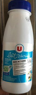 Lait 1/2 écrémé - Product - fr