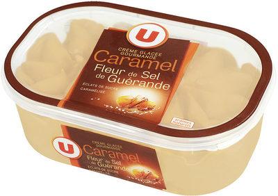 Creme Glacee Gourmande Caramel Fleur De Sel Guerande U 473 G
