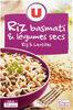 Mélange riz et lentilles - Product