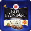 Bleu d'Auvergne AOP au lait thermisé 20%mg - Produit