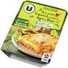 Hachis végétarien aux légumes cuisinés, protéines de soja, thym et basilic - Produit