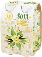 Soja à boire vanille - Product