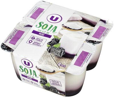 Soja sur lit de mûre - Product