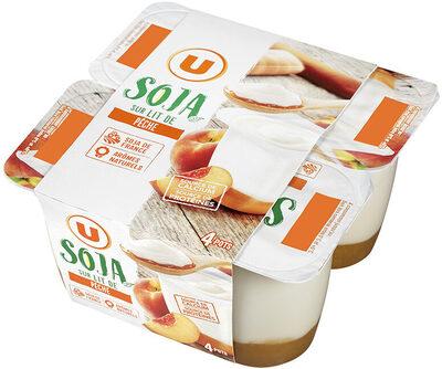 Soja sur Lit de Pêche - Product