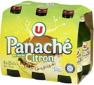 Panaché au jus de citron 1° - Product
