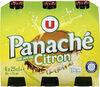 Panaché au jus de citron 1° - Produit