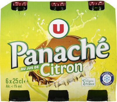 Panaché au jus de citron 1° - Product - fr